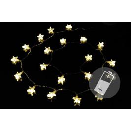 Nexos Trading GmbH & Co. KG 2207 Vánoční osvětlení - hvězda - teplé bílé