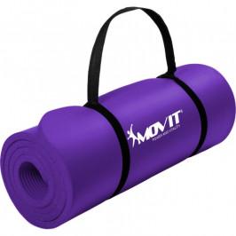 MOVIT 2308 Podložka na jógu 190 x 60 x 1,5 cm fialová