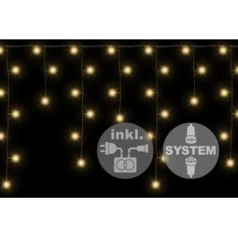 Nexos 2179 diLED světelný déšť - 180 LED teple bílá + napájení