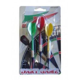 CorbySport 4327 Šipky s plastovým hrotem