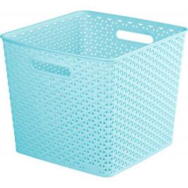 CURVER 41074 Úložný box MY STYLE SQR box - modrý