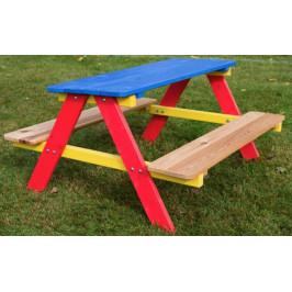 Tradgard 2753  Dětský zahradní dřevěný set PIKNIK FSC