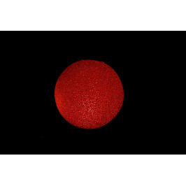 Nexos 41718 Barevná LED svítící koule 12 cm - měnící barvu