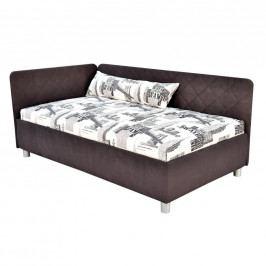 Čalouněná postel sorbona