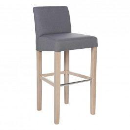 Barová Židle Ana Šedá
