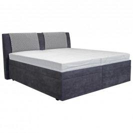 Čalouněná postel Elizabeth 2