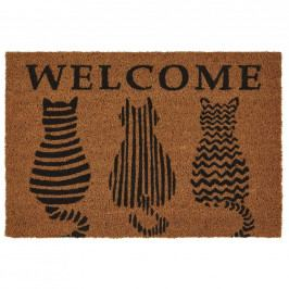 Rohožka Welcome Cats
