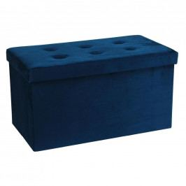 Sedací Lavice Velvet Modrá