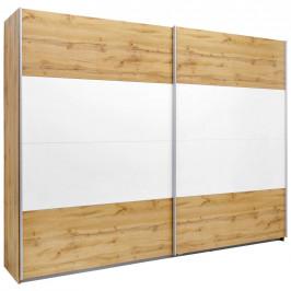 skříň s posuvnými dveřmi Graz