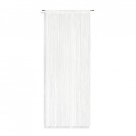 Provázková Záclona string, 90/245 Cm, Bílá