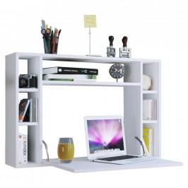 Závěsný stolek na Notebook Wandila Š: 90 Cm Bílý