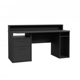 Herní stůl Tezaur 160 Cm Černá
