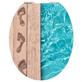Eisl Sanitär Poolside EDHGPO01 MDF, WC sedátko