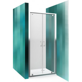 Roltechnik Sprchové dveře dvoukřídlé 80 cm LLDO2