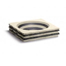 Arttec BISTONE - umyadlo 450x450x100 mm