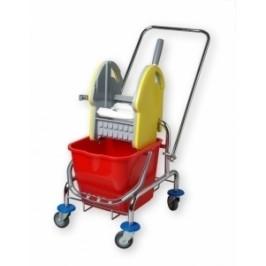 EU Úklidový vozík jednovědrový