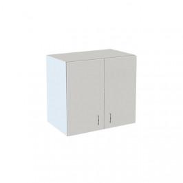 EU Kuchyňská skříňka závěsná horní Bílá 60cm