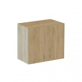 EU Kuchyňská skříňka závěsná horní Dub 60cm