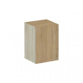 EU Kuchyňská skříňka závěsná horní Dub 40cm