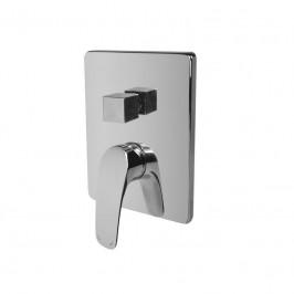 Mereo Eve sprchová baterie podomítková s přepínačem, MBox, hranatý kryt