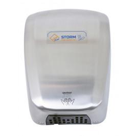 Osoušeč rukou Jet Dryer STORM - stříbrný