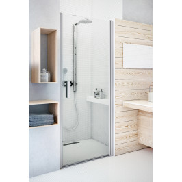 Roltechnik TCN1/1000 Jednokřídlé sprchové dveře Výplň: čiré