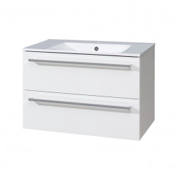 Mereo Koupelnová skříňka s keramický umyvadlem 60 cm