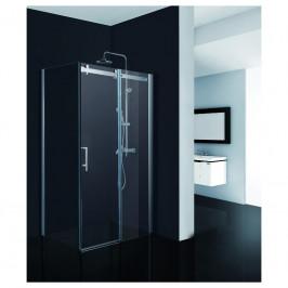 Olsen Spa Obdélníkový sprchový kout BELVER KOMBI - 100 x 80 x 195 cm