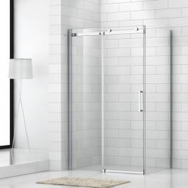 ROSS Obdélníkový sprchový kout ROLER 1400x800 mm, posuvné dveře