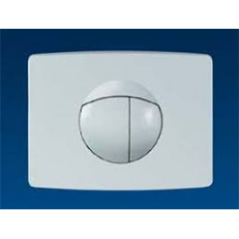 Ovládací tlačítko k WC maloformátové SANIT 16 701 01 0000 bílá