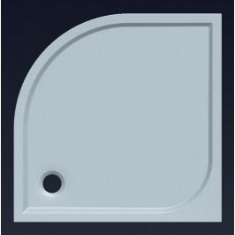 Gelco Sprchová vanička SEMI 80 HQ558R z litého mramoru