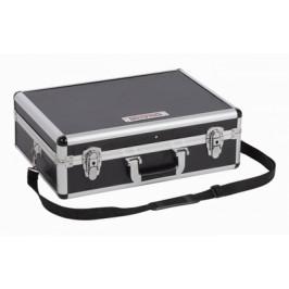 KREATOR KRT640102B - Hliníkový kufr 460x330x155mm černý