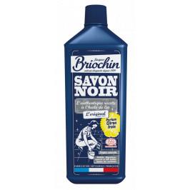BRIOCHIN Černé mýdlo tekuté s vůní čerstvého citronu 1l
