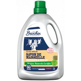 BRIOCHIN Tekutý prací prostředek s marseillským mýdlem, koncentrovaný 3L