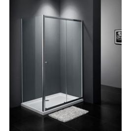 ROSS RELAX KOMBI - obdélníkový sprchový kout 120x80 cm