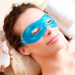 Relaxační gelová maska na oči