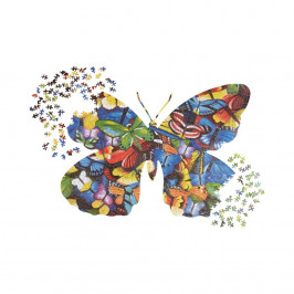Puzzle Motýl - 1000 dílků