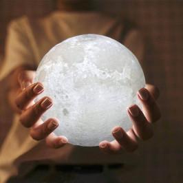 LED Lampička Měsíc
