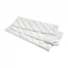 Sleeptex PODLOŽKA NA POSTEL, 140/200 cm, - bílá