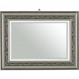 Landscape NÁSTĚNNÉ ZRCADLO, 30/40/2,2 cm, - barvy stříbra