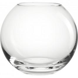 Leonardo KULATÁ VÁZA 15CM, sklo, 13 cm - čiré