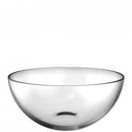Leonardo MÍSA, sklo, 30 cm - průhledné