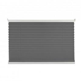 Homeware PLISÉ, poloprůhledné, 100/130 cm - světle šedá