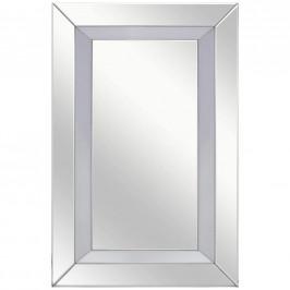 Xora NÁSTĚNNÉ ZRCADLO, 80/120/4,8 cm - barvy stříbra