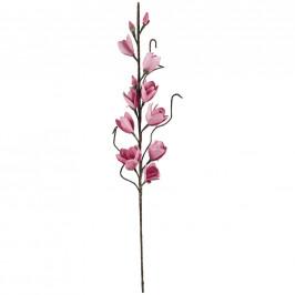 Ambia Home UMĚLÁ KVĚTINA magnolie - růžová