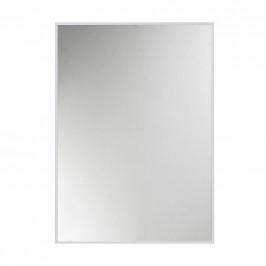 NÁSTĚNNÉ ZRCADLO, 51/71/2 cm, - barvy stříbra