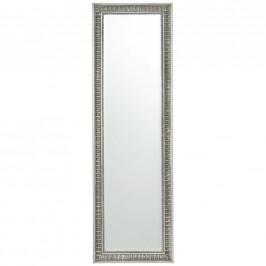 Xora NÁSTĚNNÉ ZRCADLO, 132/40,5/3 cm - barvy stříbra
