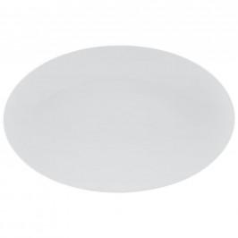 Seltmann Weiden SERVÍROVACÍ PODNOS, keramika, 40/26 cm - bílá