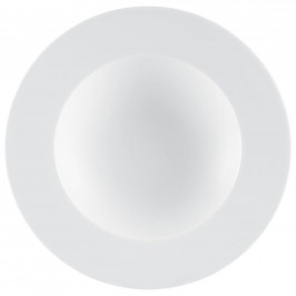 Seltmann Weiden HLUBOKÝ TALÍŘ, keramika, 23 cm - bílá