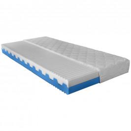 Sleeptex MATRACE, H2 = střední do cca 80kg, 90/200 cm, - bílá